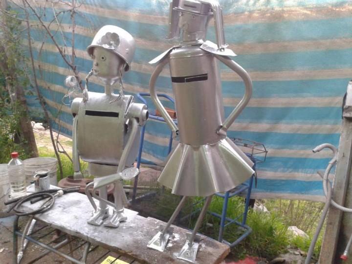 Buzones robot